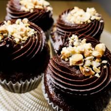 Choco-Nut Cupcakes