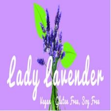 Lady Lavender Layer Cake