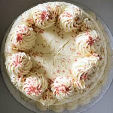 Veg Velvet Layer Cake