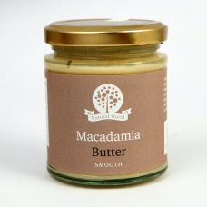 Smooth Macadamia Butter