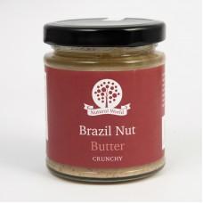 Crunchy Brazil Nut Butter