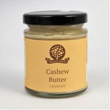 Crunchy Cashew Nut Butter