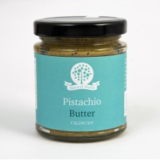Crunchy Pistachio Butter