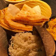 Rice and Breads:  Basmati Rice