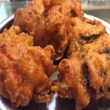 Vegetable Fritters - Pakoras