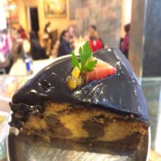 Dessert - Marble Vegan Cake