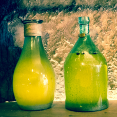 Plain Kefir Water (Fermented Grain Water)