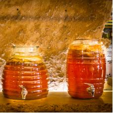 Plain Kombucha  (Fermented mushroom tea)