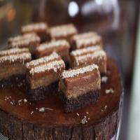 Raw Cake: Sesame Slice