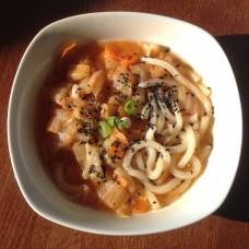 Main Course - Kimchi Udon